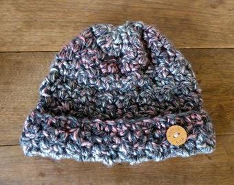 Chunky Brimmed Hat