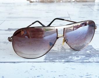 Vintage Sunglasses Frames - Aviator Crown Japan no. 701