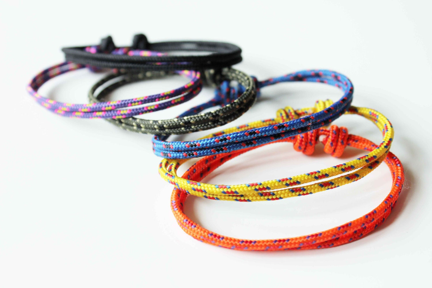 i index naples rope dy bracelet