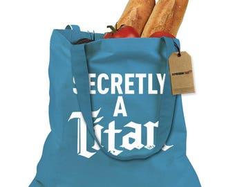 Secretly A Titan Shopping Tote Bag