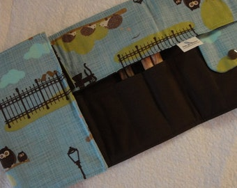 Park Ave Interchangeable Knitting Needle Case