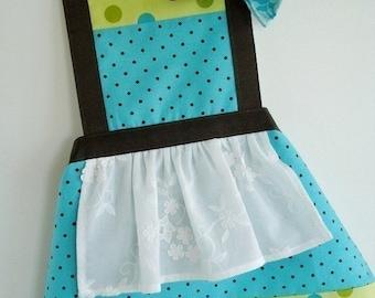 SALE - PDF ePattern - Precious Child's Apron - Three Sizes