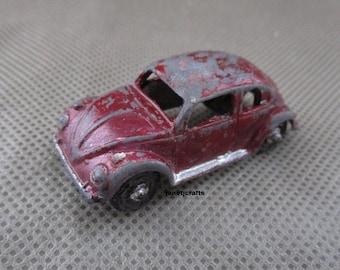Tootsie Toy car, Volkswagen toy car, Die Cast Volkswagen , 1960's toy car, vintsge toy , toy car