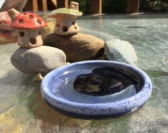 Fairy Houses and Pond For Fairy Garden or Terrarium