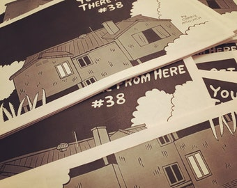You Don't Get There From Here #38 by Carrie McNinch