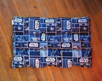 READY TO SHIP Weighted lap pad, Star Wars, 3 lb