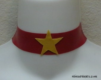 Choker with Star