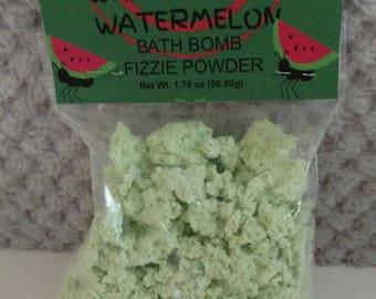 Bath Fizzy Powder