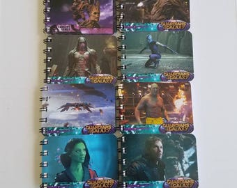 10 Guardians of the Galaxy Notebooks - Guardians of the Galaxy Party Favors - Guardians Favors - Guardians of the Galaxy Birthday Party