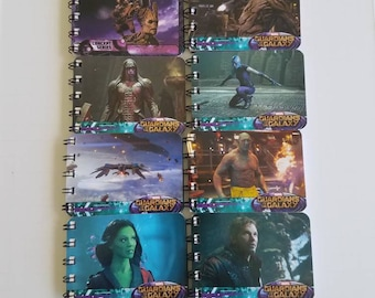 40 Guardians of the Galaxy Notebooks - Guardians of the Galaxy Party Favors - Guardians Favors - Guardians of the Galaxy Birthday Party