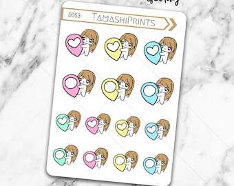 D053 | Geotag Tama Doodle Stickers