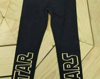 Star wars inspired leggings!
