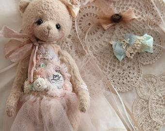 Teddy bear accessories ,Teddy Bear , Doll accessories , Artist teddy bears , Artist Miniature teddy , Blythe , Blythe Accessories