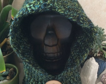 Crochet Fairy Hood