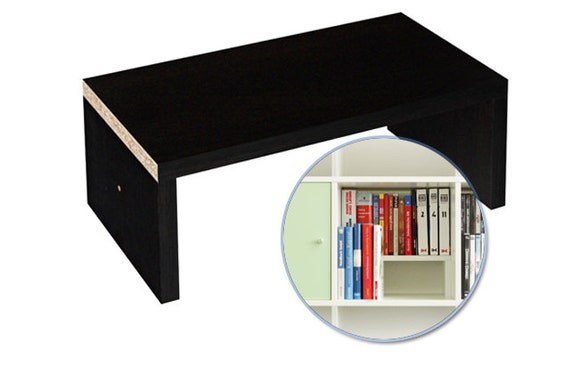 Schön Ikea Kallax Expedit Regal DVD BluRay Book Tray For Blurays Or Books CD  Shelf DVD Storage Storage Shelf Application Stage