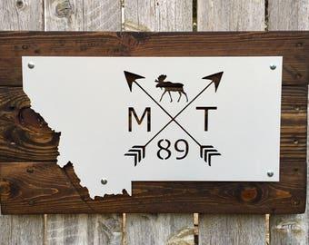 Montana Metal Arrows