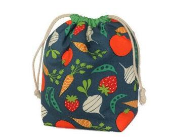 MTO Kids insulated lunch sack - Veggies