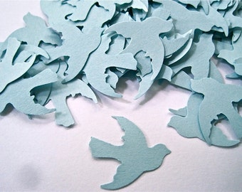 Bird Die Cuts Hand Punched Lot of 100 Any Color