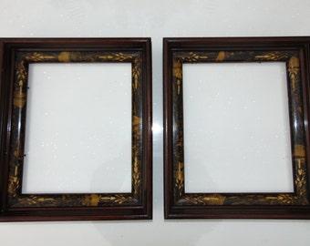 Pair of 19th Century Frames