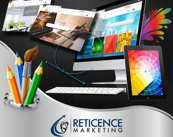 PREMIUM Website Design - Wordpress Web Design | Reticence Marketing