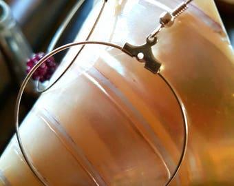 Créole grappe grenat
