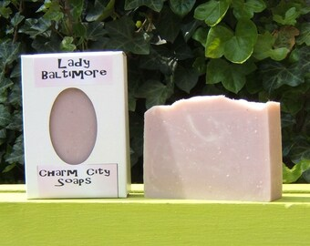 Lady Baltimore Soap