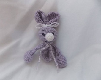 The Bunny rattle tutorial