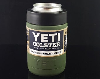 Color Dipped, YETI Rambler Colster