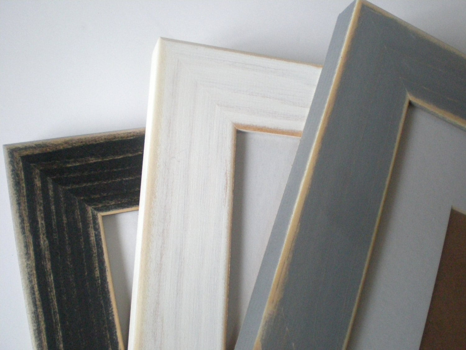 Large frame A2 picture frame distressed photo frame 42x 59,4 cm ...