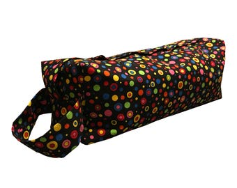 Colorful Dots Project Bag Boxy Bag