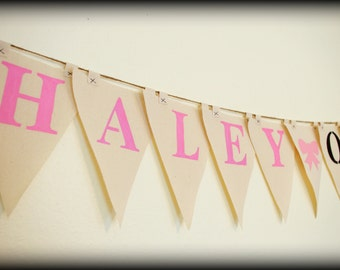 Baby Names Banner-Baby Gender Reveal Party-baby shower banner- Customize YOUR names-Little Man Party-Baby Shower Banner-Boy or girl