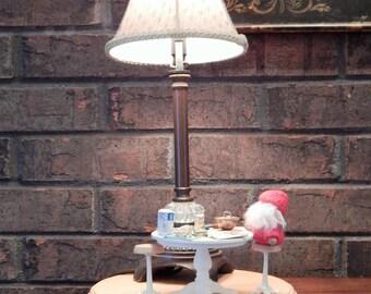 Decorative Lamp Base - Holiday Baking