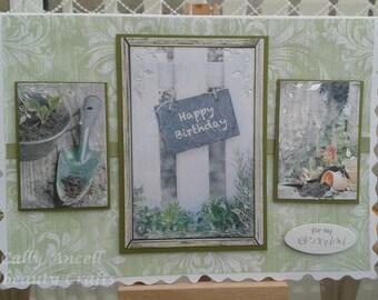 FC200 - Birthday Card for Grandad