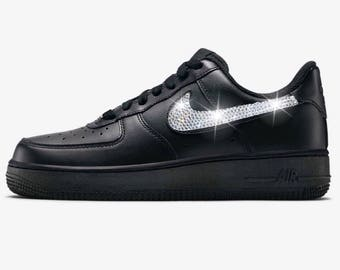 nike air force 1 low sparkly junior nz