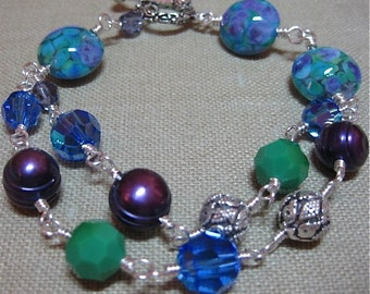For Your New Sweater Bracelet - B143