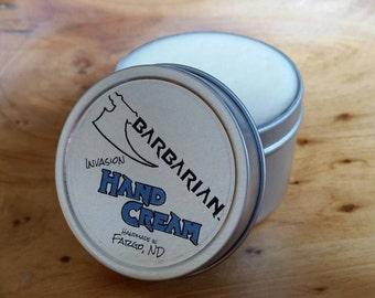 BARBARIAN HAND CREAM - Invasion