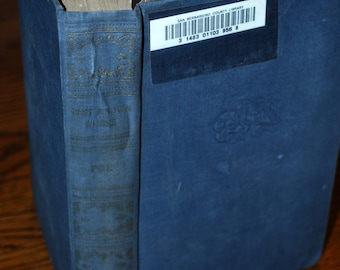 The Best Known Works of Edgar Allan Poe, 1941 hardback edition, Mystery, classic book