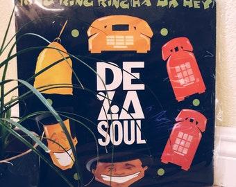 "De La Soul / 12"""