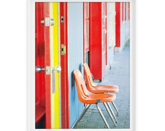 Vancouver 2 (Two Chairs) // Fine Art Giclée Print // Photography