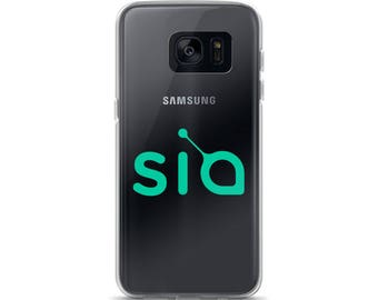 SIA Crypto Fan Samsung Case