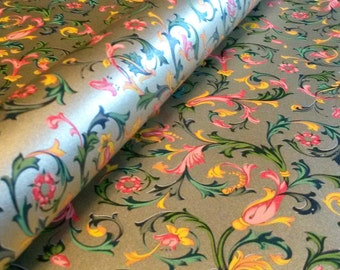 Traditional Italian Florentine Paper in Gold