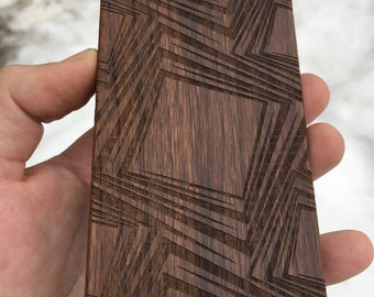 Wood Case for iPhone Pattern v.4