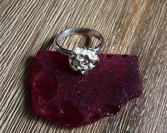 Ramblin Rose ring (medium bloom)