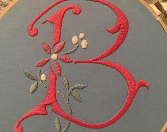 B is for Bernice