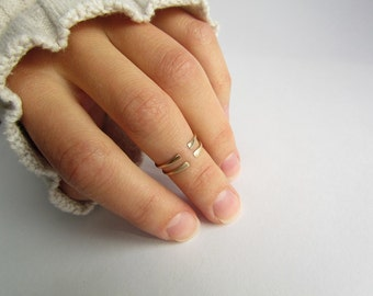 Gold Above Knuckle Ring Knuckle Ring Set Gold Knuckle Ring Midi Gold Knuckle Ring Set Adjustable Knuckle Ring Knuckle Ring