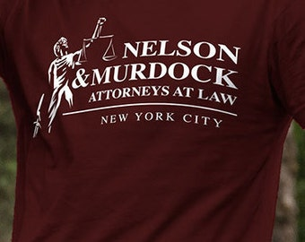 Daredevil T-Shirt | Nelson & Murdock Attorneys at Law
