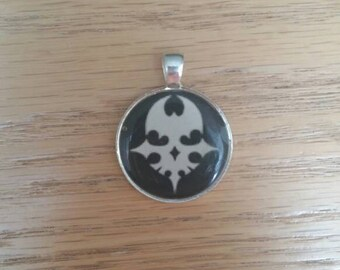 SALE The World Ends With You Player Pin Pendant