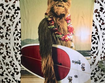 Star Wars Chewbacca towel / beach towel / quick dry