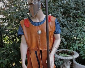 Leonidas Spartan Warrior Costume
