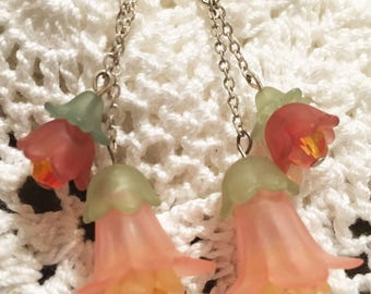 Flower Swing Earrings